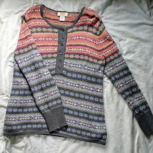 Talbot's Size Medium Sweater
